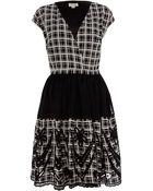 Temperley London Kristine V-Neck Dress - Lyst