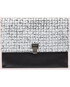Proenza Schouler Large Lunch Bag - Lyst