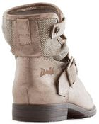 Blowfish Llc Can You Kick It? Bootie In Pewter - Lyst