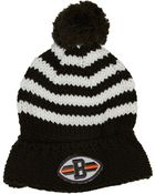 New Era Cleveland Browns Chunky Stripe Knit Hat - Lyst
