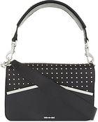 McQ by Alexander McQueen Rosie Studded Satchel Bag - Lyst