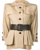 Yves Saint Laurent Vintage Safari Jacket - Lyst