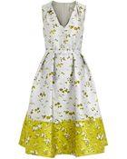 Erdem 'Kuni' Dress - Lyst