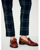 Free People Womens Merit Loafer Slip On - Lyst
