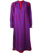 Yves Saint Laurent Vintage Knitted Dress - Lyst