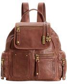 Lucky Brand Cargo Backpack - Lyst