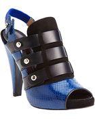 Proenza Schouler Slingback Sandal - Lyst