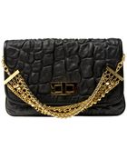 Eastland Quilted Chain Clutch - Lyst