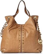 Michael Kors Uptown Astor Shoulder Bag - Lyst