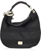 Jimmy Choo Sky Large Woven Bag - Lyst