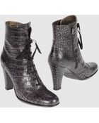 Aldo Brue' Ankle Boots - Lyst