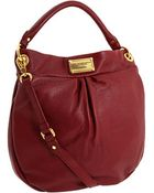 Marc By Marc Jacobs Classic Q Hillier Hobo Fa11 D2 - Lyst
