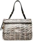 Lanvin Amalia City Bag - Lyst