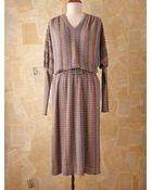 Free People Vintage Missoni Dolman Dress - Lyst