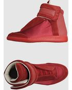Maison Margiela 22 High Top Sneakers - Lyst