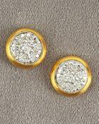 Gurhan Diamond Stud Earrings - Lyst