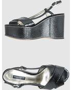 Dolce & Gabbana  Wedges - Lyst
