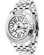 Glam Rock So Be Stainless Steel Bracelet Watch - Lyst