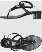 Lola Cruz High Heeled Sandals - Lyst