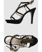 Liu Jo Platform Sandals - Lyst