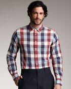 Rag & Bone Yokohama Large-check Shirt - Lyst