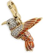 Juicy Couture Hummingbird Charm - Lyst