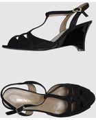 Bruno Magli High Heeled Sandals - Lyst
