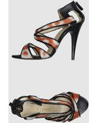 Sophie Gittins High Heeled Sandals - Lyst