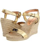 Marc By Marc Jacobs Espadrille Wedges - Lyst