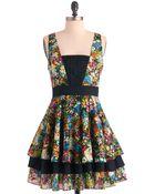 ModCloth Best Palettes Dress - Lyst