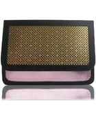 Poupee Couture Crystal Shoulder Bag Blackpink Leather - Lyst