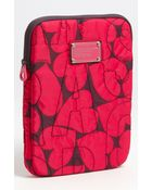 Marc By Marc Jacobs Pretty Nylon Tablet Case - Lyst