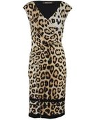 Roberto Cavalli Roberto Cavalli Dress - Lyst