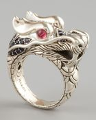 John Hardy Naga Dragon Ring - Lyst