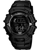 G-Shock Men'S Digital Black Resin Strap Watch 53X46Mm Gw2310Fb-1 - Lyst