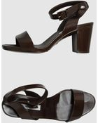 L'Autre Chose Highheeled Sandals - Lyst