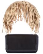 Christian Louboutin Fringed Bag - Lyst
