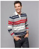 Tommy Hilfiger Dorian Long Sleeve Rugby Shirt - Lyst