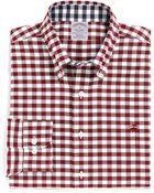 Brooks Brothers Non-Iron Regular Fit Oxford Sport Shirt - Lyst