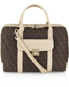 DKNY Town and Country Bowling Bag - Lyst