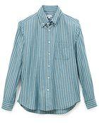 Steven Alan Classic Collegiate Shirt - Lyst