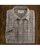 Ralph Lauren Korey Print Ward Shirt - Lyst