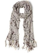 ModCloth Clouds Over The Clearing Scarf - Lyst