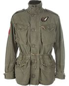 Polo Ralph Lauren Army Jacket - Lyst
