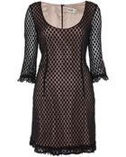 Alice By Temperley Sleeved Davis Dress - Lyst