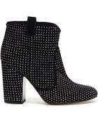 Laurence Dacade Pete Studded Suede Ankle Boots - Lyst