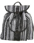 Topshop Ikat Backpack - Lyst