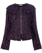 Nina Ricci Fitted Jacket - Lyst