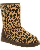 Ugg Classic Short Boot Cheetah Suede - Lyst