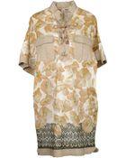 Coast + Weber + Ahaus Short Dress - Lyst